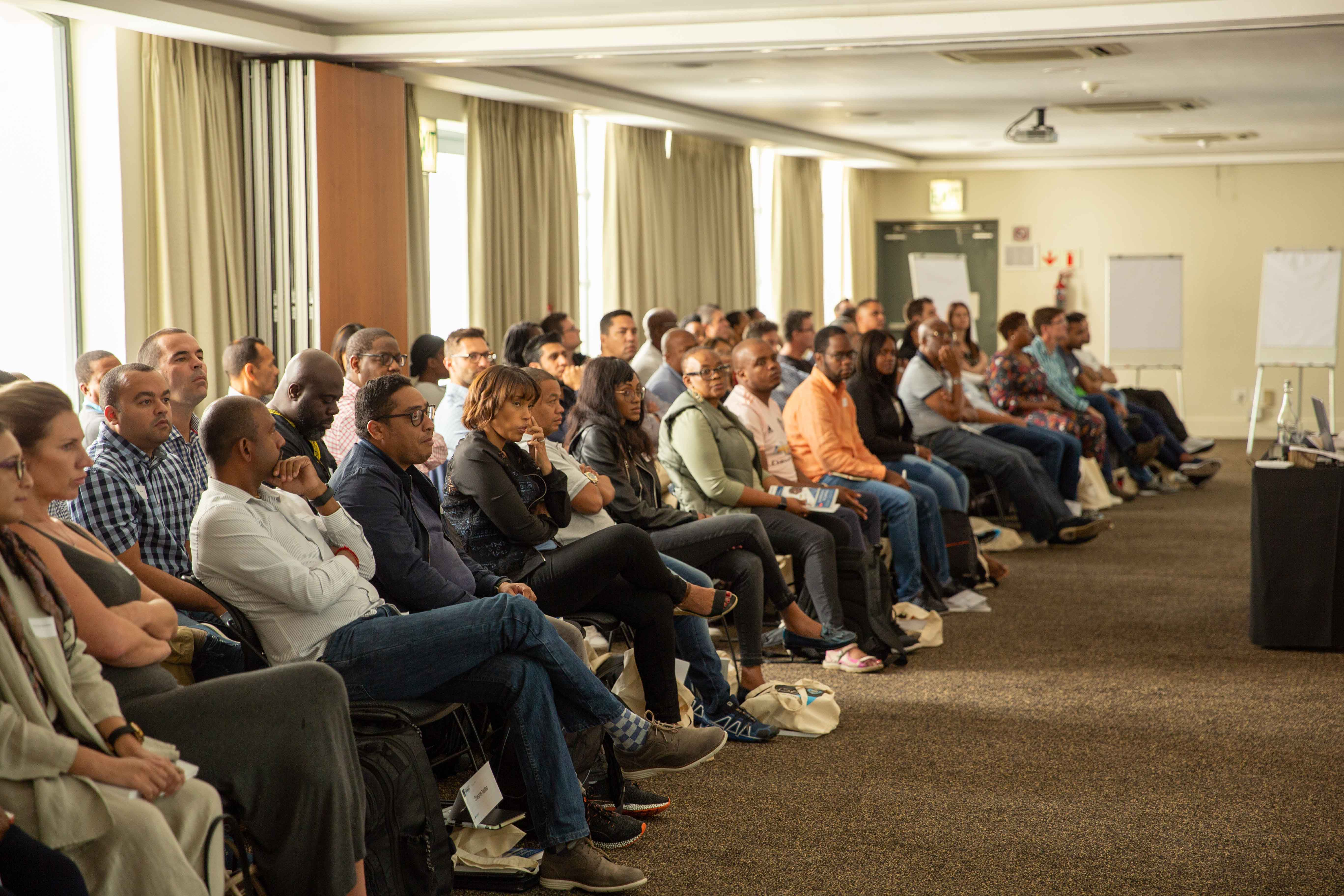 Allan Grey - Conferences